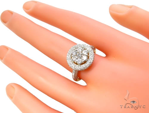 Prong Diamond Wedding Ring 37054 Engagement