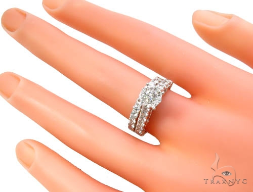Prong Diamond Wedding Ring 37055 Engagement