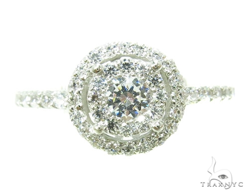 Prong Diamond Wedding Ring 37771 Engagement