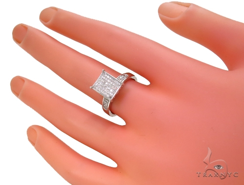 Prong Diamond Wedding Ring 39590 Engagement