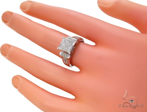 Prong Diamond Wedding Ring 39594 Engagement