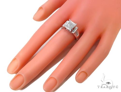 Prong Diamond Wedding Ring 39594 Engagement