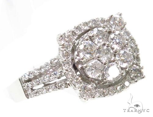 Prong Diamond Wedding Ring 39628 Engagement