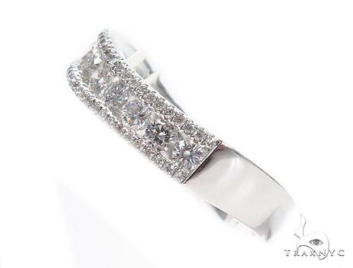 Prong Diamond Wedding Ring 41892 Wedding