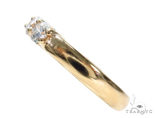 Prong Diamond Wedding Ring 42785 Wedding