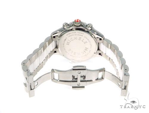 Prong Michele Diamond Watch 56512 Michele Diamond Watches