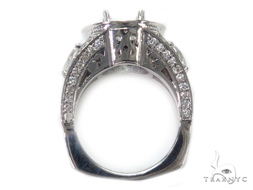 Prong Semi Mount Ring 40415 Engagement