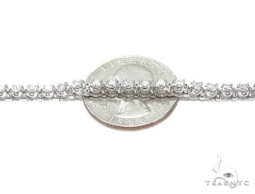 Prong Tennis Diamond Bracelet 42627 Tennis