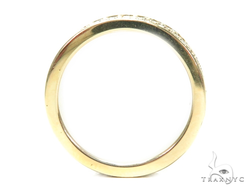 Prong Wedding Band 42916 Wedding