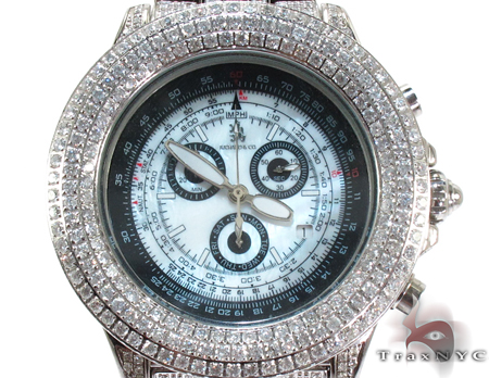 Richard & Co Diamond Watch RC-3008 Richard & Co
