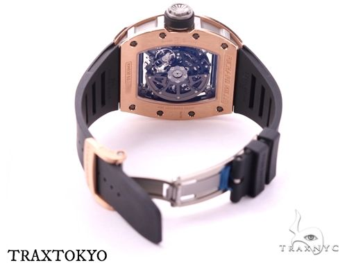 Richard Mille RM030 18K Rose Gold & Titanium Watch 64694 Richard Mille