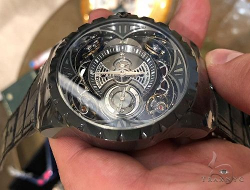 Roger Dubuis Excalibur Quatuor with four sprung balances 64713 Special Watches