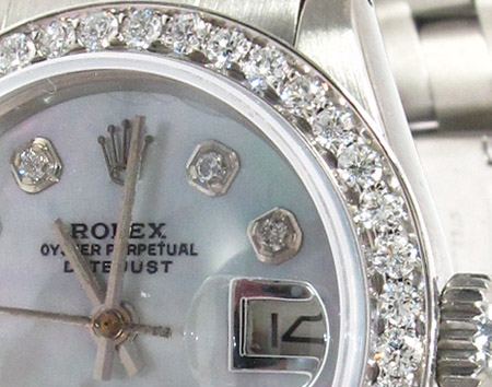 Rolex Datejust Steel 179179 Rolex Collection