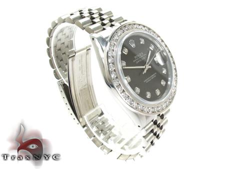 Rolex Datejust Steel 116234 Diamond Rolex Watch Collection