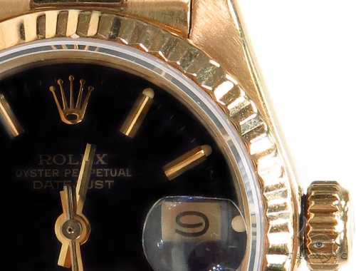 Rolex Datejust Lady Yellow Gold Watch 179178 42922 Rolex Collection