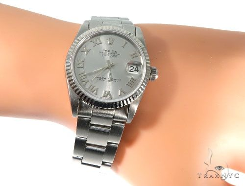 Rolex Datejust Steel 179160 64061 Rolex Collection