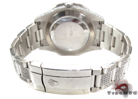Rolex Datejust Steel 178384 Diamond Rolex Watch Collection