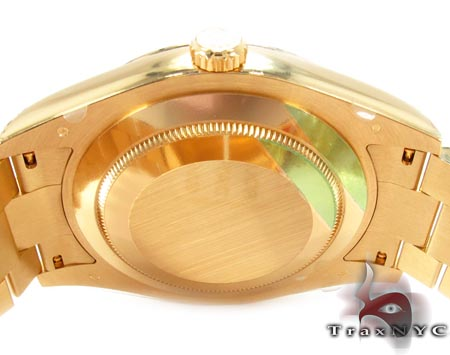 Rolex Day-Date II Yellow Gold 218238 27954 Diamond Rolex Watch Collection