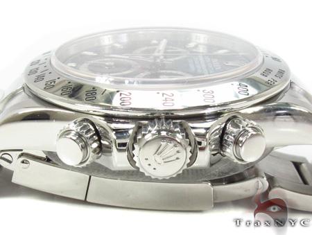 Rolex Daytona Steel 116520 Diamond Rolex Watch Collection