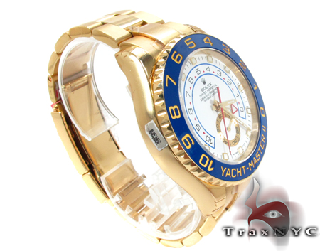 Rolex Yacht-Master II Yellow Gold 116688 Diamond Rolex Watch Collection