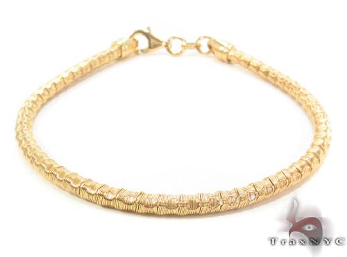 Silver Bracelet 34465 Silver & Stainless Steel