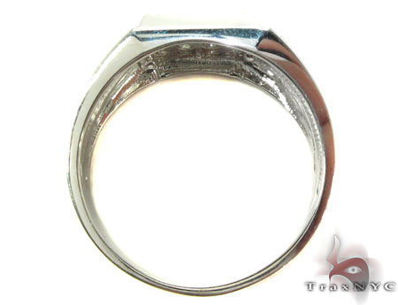 Round Quad Ring Metal