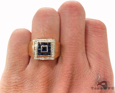 Royal Sapphire Ring 5993 Style