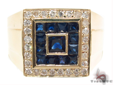 Royal Sapphire Ring Style
