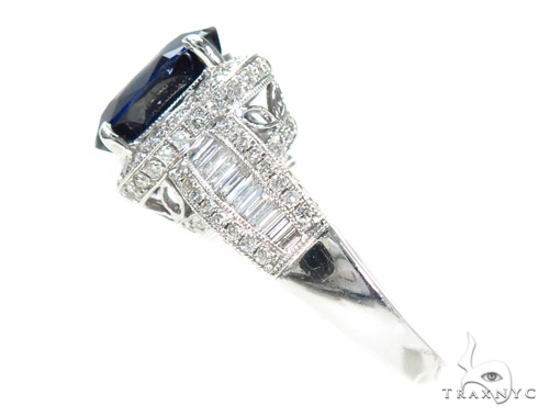 Sapphire & Diamond Anniversary/Fashion Ring 42183 Anniversary/Fashion