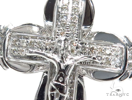 Sigma Cross Crucifix Diamond