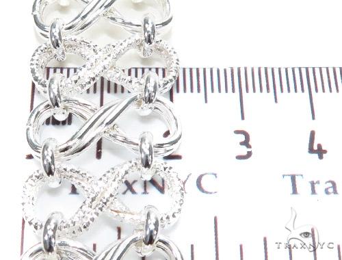 Silver & Stainless Steel 42666 Silver & Stainless Steel