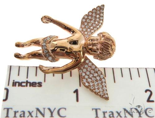 Silver Angel Pendant 57010 Metal