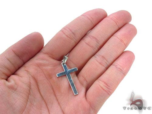 Silver Cross Crucifix 34688 Silver