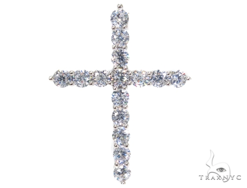 Silver Cross Crucifix 40300 Silver