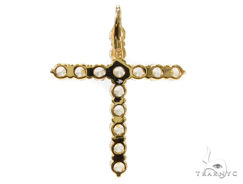 Silver Cross Crucifix 40301 Silver