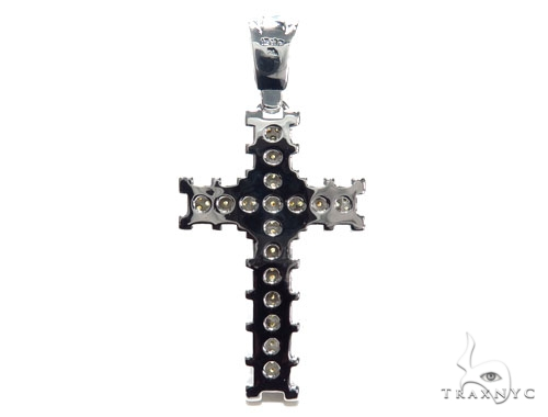 Silver Cross Crucifix 41092 Silver