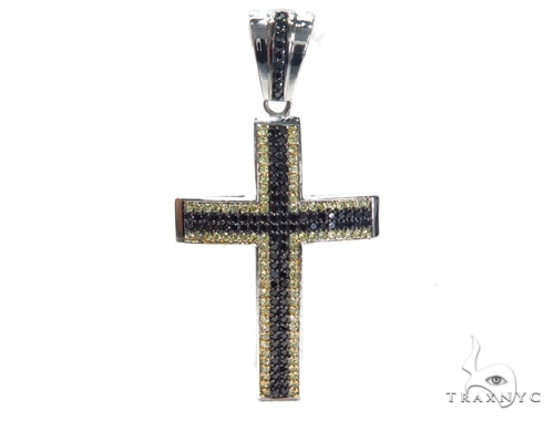 Silver Cross Crucifix 41093 Silver