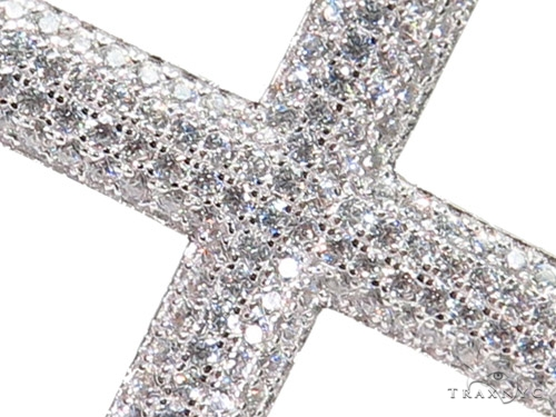 Silver Cross Crucifix 41140 Silver