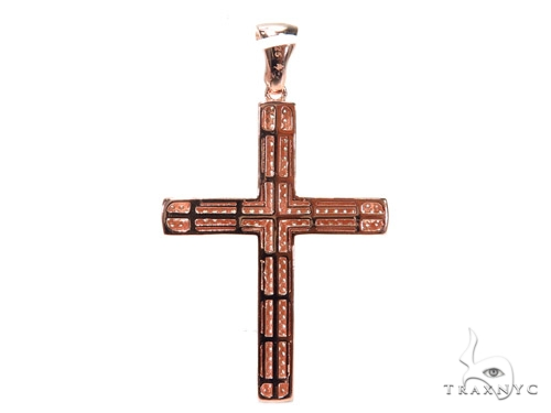 Silver Cross Crucifix 41142 Silver