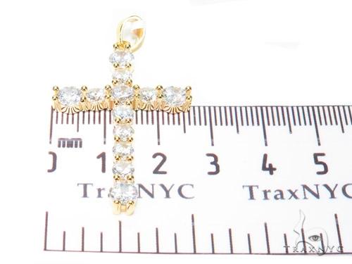 Silver Cross Crucifix 41144 Silver