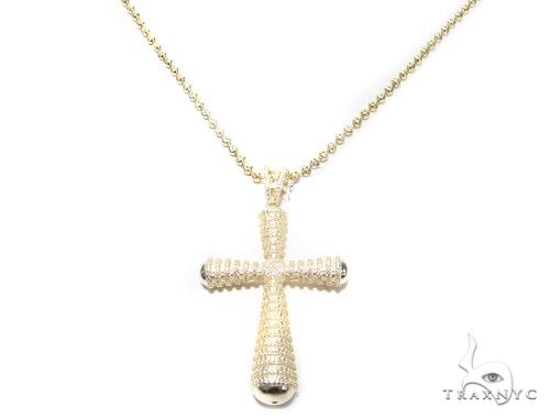 Silver Cross Crucifix 42870 Silver