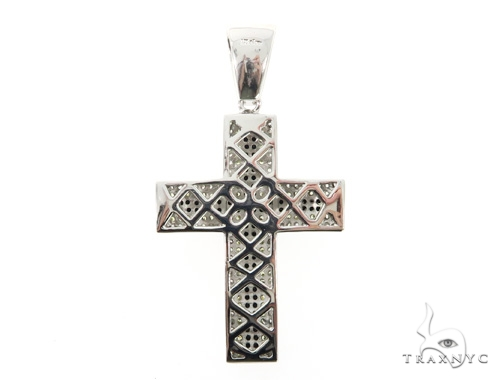 Silver Cross Crucifix 49841 Silver