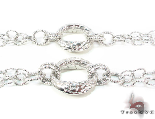 Silver Necklace 34478 Silver