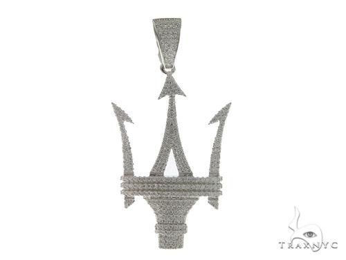 Silver Pendant 56418 Metal