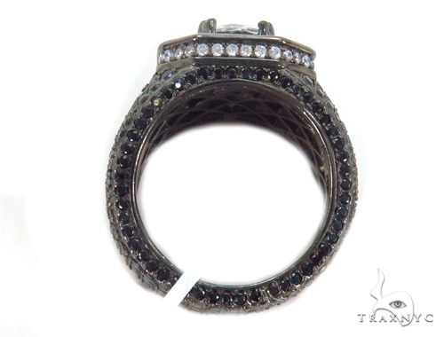 Silver Ring 45093 Metal