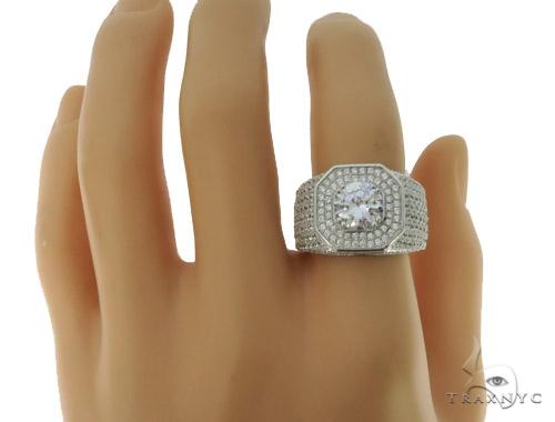Silver Ring 56410 Metal