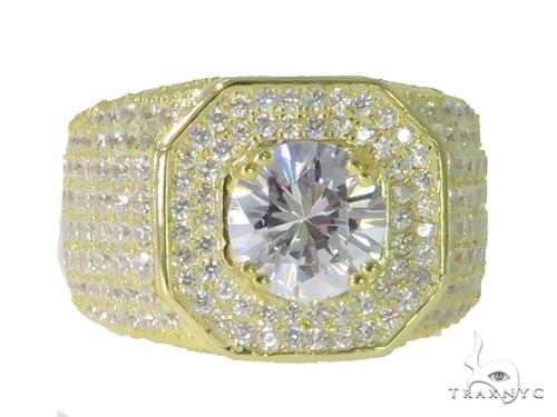Silver Ring 56414 Metal