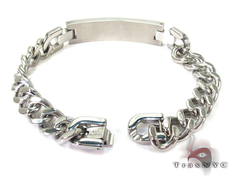 Stainless Steel Bracelet 27041 Stainless Steel