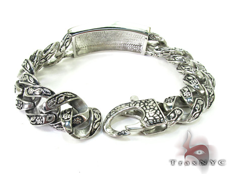 Stainless Steel Bracelet 27042 Stainless Steel