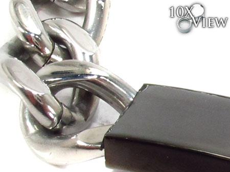 Stainless Steel Bracelet 31383 Stainless Steel